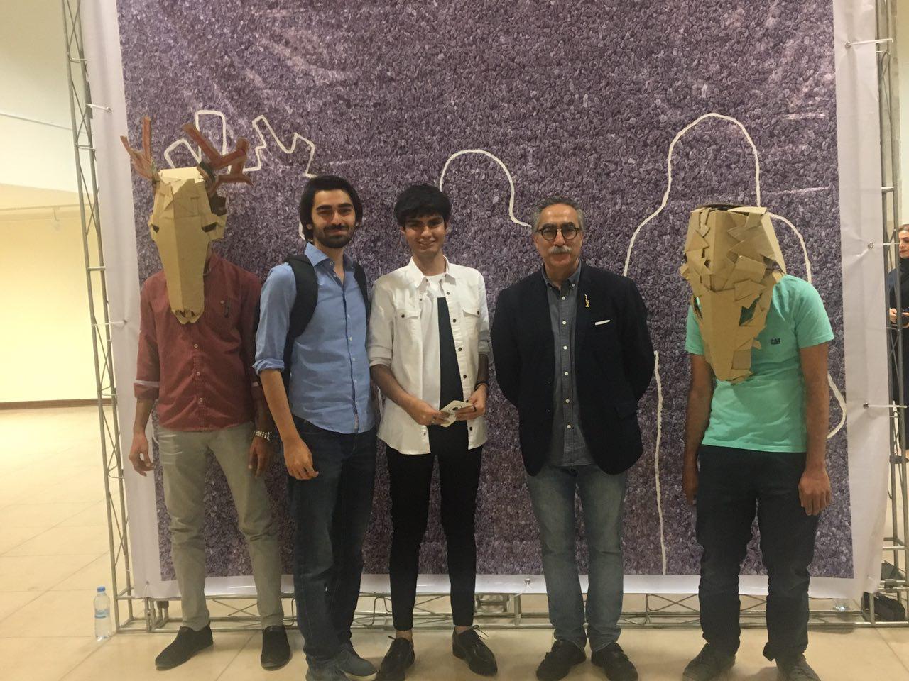 جشنواره بین المللی فیلم سبز با حمایت کانون هنر و زیست بوم «دایره آبی» برگزار شد