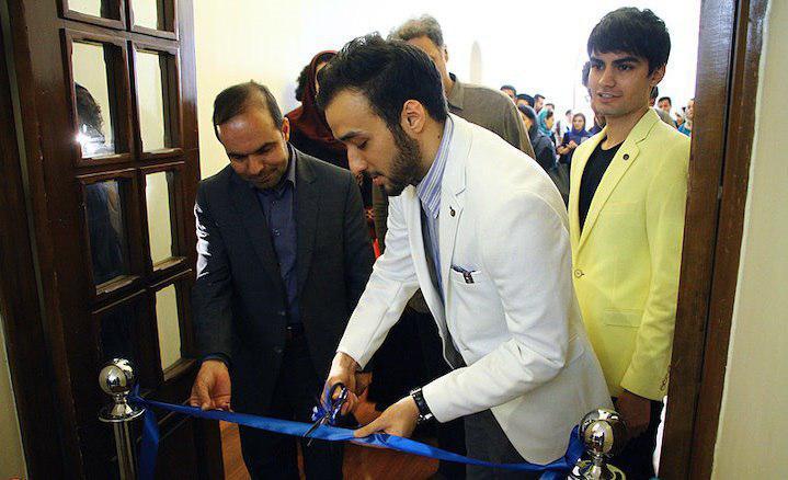 افتتاحیه دومین جشنواره بین المللی نگاه آبی